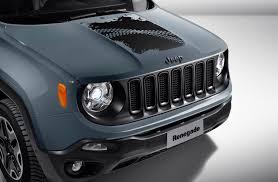 new jeep renegade black jeep and mopar show custom trio in frankfurt