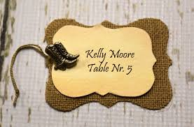 how to make table seating cards fun western themed burlap seating cards western border and co