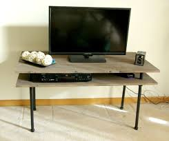 Tv Tables For Flat Screens 9 Free Tv Stand Plans You Can Diy Right Now