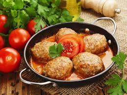 boulettes de viande à la russe recette de boulettes de viande à