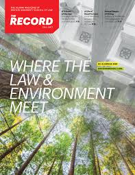 the record fall 2017 by boston university of law issuu
