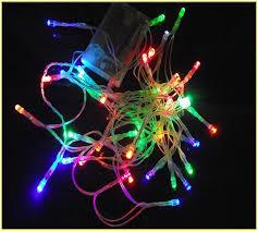 micro led christmas lights sensational battery powered mini christmas lights micro led