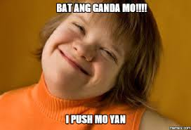 Ganda Mo Meme - listen up i need u to spy