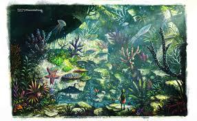 land coral reef by phoenix feng on deviantart