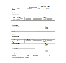 treatment plan template u2013 8 free word pdf documents download