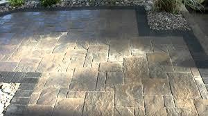 Granite Patio Pavers Avante Ashlar Patio Jet Black Granite Steps Complete