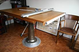 Drafting Table With Parallel Bar Parallel Bar Drafting Table Creepingthyme Info