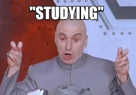 Studying Meme - meme creator studying meme generator at memecreator org