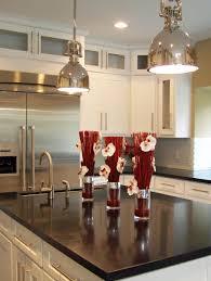 trendy low mini pendant lights over kitchen island 1024x819 in