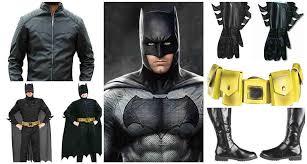 Batman Costume Halloween Ben Affleck Batman Superman Costume Guide Hedford Blog
