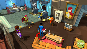3d beat u0027em up deadbeat heroes announced for xbox one xbox one
