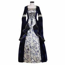 popular blue medieval wedding dresses buy cheap blue medieval