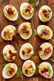 deviled egg dishes thanksgiving deviled eggs kitchn