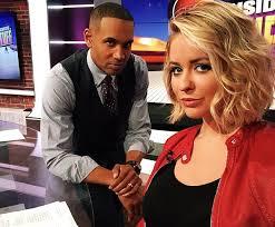Kristen Ledlow Nude - nba tv s kristen ledlow to leave social media after she was robbed