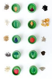 ecofarms organic non gmo vegetable heirloom seeds kit for home