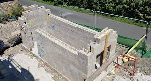making a piggery of it the icf insulated concrete formwork icf