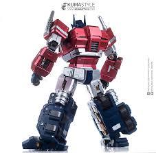 toy review toys alliance mas 01 optimus prime kuma style