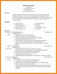 10 qa tester resume sap appeal