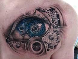 tattoo 3d design chest eye 3d tattoo designs chest picture for men design idea