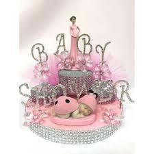 baby shower pregnant mom baby ladybug cake topper or keepsake