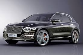 bentayga bentley new baby bentley bentayga to help double bentley sales auto express