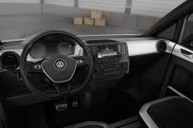 volkswagen concept van interior vw imagines the future of delivery vans with e co motion concept