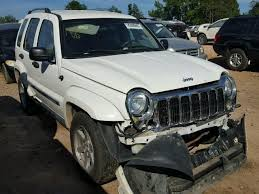 2006 jeep liberty bumper auto auction ended on vin 1j8gl58k36w124013 2006 jeep liberty in