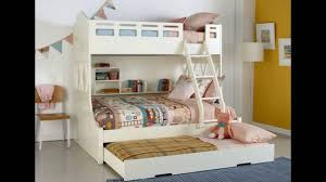 Double Bed by Double Kids Bed Youtube