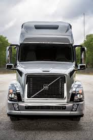 brand new volvo driving the 2016 model year volvo vn
