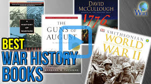 top 10 war history books of 2017 video review