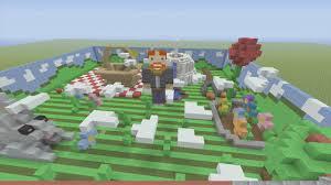 minecraft xbox backyard picnic hide u0027n seek youtube