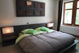 tableau d馗oration chambre adulte chambre adulte grise et verte aai intra muros sprl