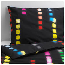 childrens textile bed linen curtains ikea suddig duvet cover and