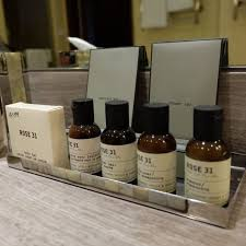 Le Labo Bathroom Amenities Hotel Review Fairmont Makati Philippines U2013 Food And Travel Moments