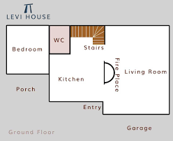 levi house floorplan