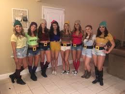 7 dwarfs group halloween costume halloween pinterest group