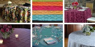 renting table linens linen rentals in cleveland oh tablecloth napkin rentals in