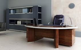L Shaped Home Office Furniture Home Design L Shaped Chocolate Wooden Best Office