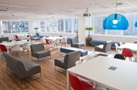 difference between serviced offices and coworking spaces