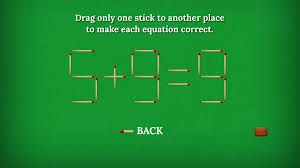 matchstick math puzzle android apps on google play