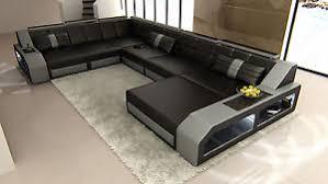 Interior Design MATERA XXL U Shape Corner Sofa Design Couch - Corner sofa design