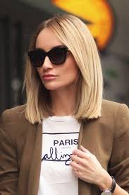 short haircuts with middle part the best short haircuts of 2017 so far southern living
