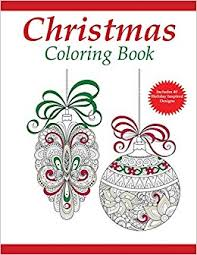 amazon christmas coloring book holiday coloring book