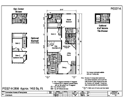 pinecrest modular ranch pg327a find a home commodore homes