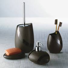 Tone Designer Freestanding Bathroom Accessories Collection - Bathroom accessories designer