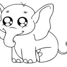 elephant coloring pages dr odd elephant color kids