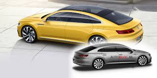 2018 volkswagen arteon previewed late 2017 launch for cc