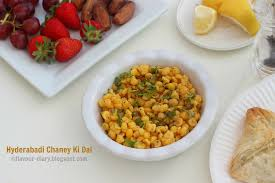 cuisine ramadan flavour diary hyderabadi chaney ki dal recipe ramadan snack