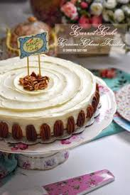one layer frosted carrot cake recipe carrots frosting and