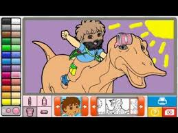 diego coloring book english 2015 diego
